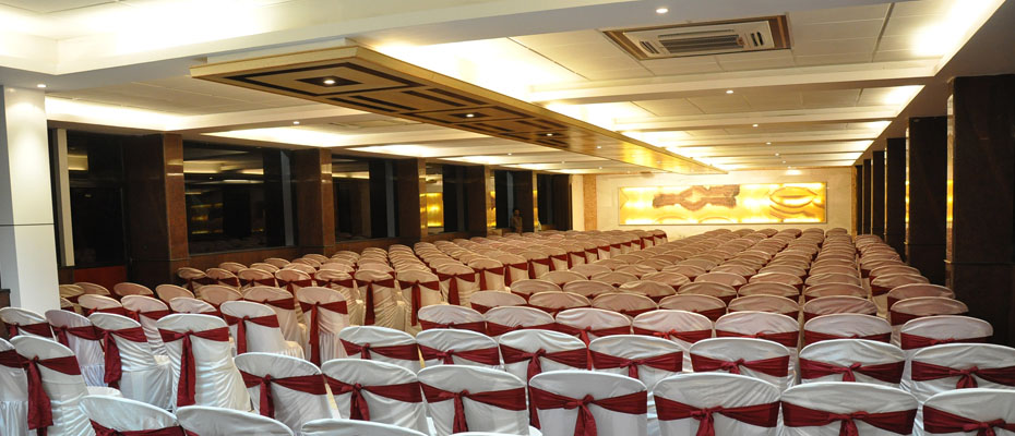 Hotel Sharada International Prakruthi Hall
